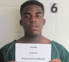David Lamont Marsh Date of Birth: 09/18/1997 3318 West Hamilton Avenue Nashville, TN 37218