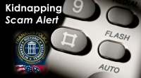Kidnapping Scam Alert