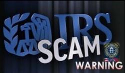 IRS Warning
