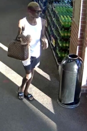 Wanted for Credit Card Fraud