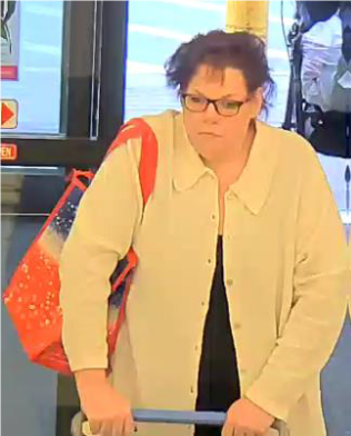 Crime Stoppers cash offered for ID of shoplifter | Franklin Police News
